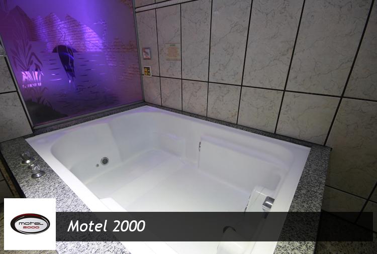 Motel 2000: período de 6h ou 12h de R$ 83,00 por apenas R$ 50,00!