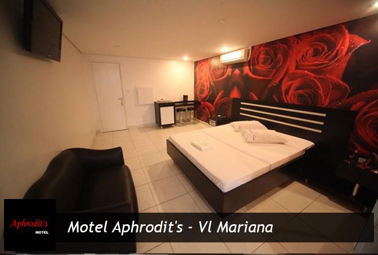 12 horas de R$ 79,90 por apenas R$ 47,90 no Motel Aphrodit's. Aproveite e compre vários cupons!