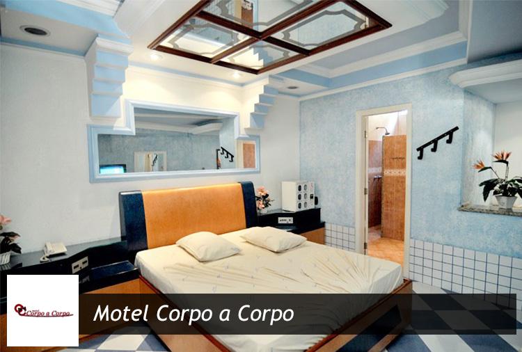 Motel Corpo a Corpo: 12h com opção de Suítes com Hidro e Sauna!