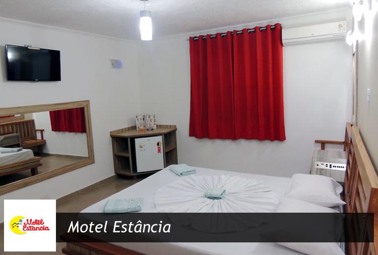 Motel Estância: Período de 12h de R$ 66 por R$ 49,50!