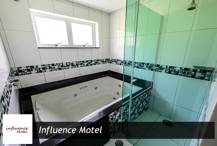 Período de 4h a partir de R$ 39,90 só no Influence Motel!