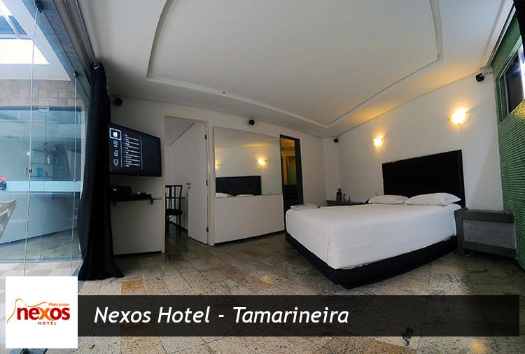 Nexos Hotel - Tamarineira: Períodos de 12h, todos os dias!