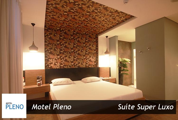Motel Pleno: período de 6h ou 12h de R$ 87,00 por apenas R$ 61,90!