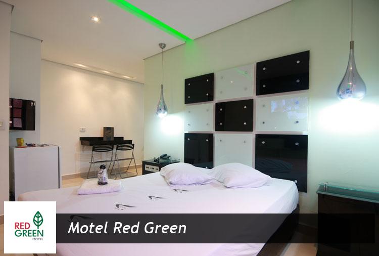 Red Green Motel - Vila Mariana: Suítes com ofurô por apenas R$ 61,90!
