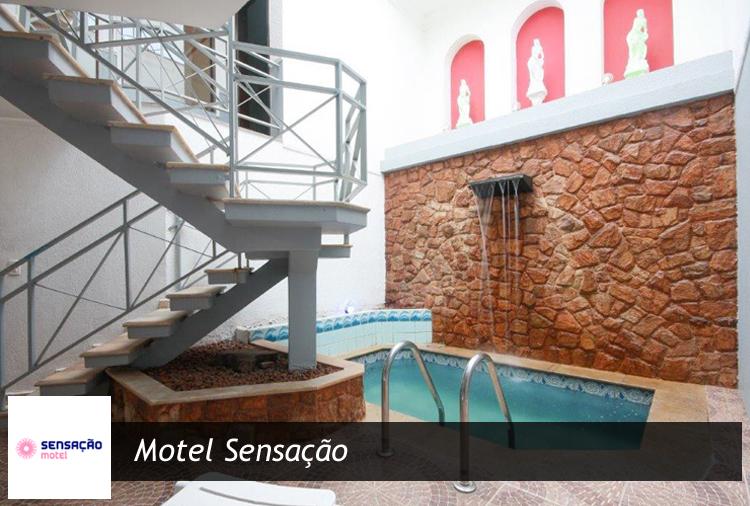 Sensação  Motel: Pernoite com Café da Manhã a partir de R$60!
