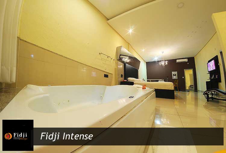 Desconto incrível nos Motéis Fidji: Pernoite ou 8h em suítes com hidro!