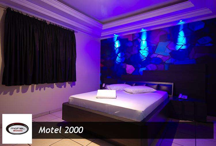 Motel 2000: período de 6h ou 12h de R$ 87,00 por apenas R$ 52,20!