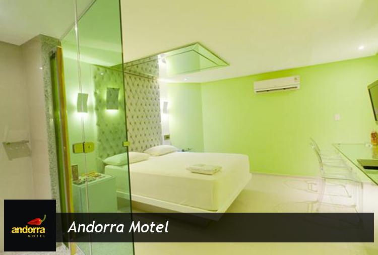 Até 30% off no Pernoite ou Permanência de até 5 horas no Andorra! Aproveite, café da manhã ou refeição grátis!
