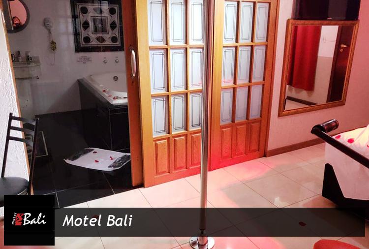 Pernoite + Espumante a partir de R$ 69,90, todos os dias no Motel Bali!