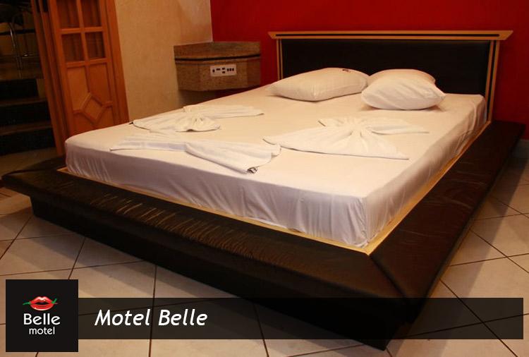 Motel Belle: Suítes com hidro com até 35% de desconto. Aproveite!