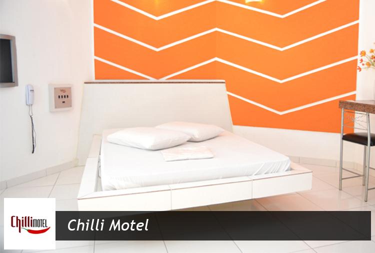 Chilli Motel: Período de 1h + pizza todos os dias, confira!