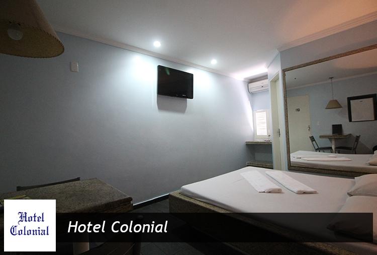 Motel Colonial: Até 25% off + 2h adicionais no pernoite!
