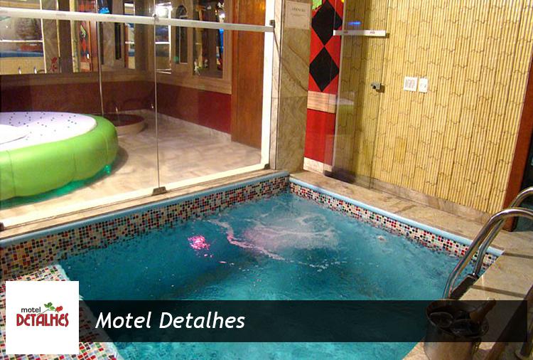 Até 50% off no Motel Detalhes! Aproveite e compre vários cupons!