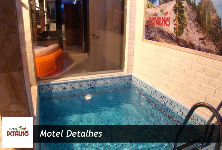 Motel Detalhes: Períodos de 12h com até 43% off! Aproveite!