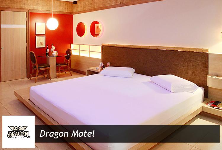 Dragon Motel: Período de 3h + 3h todos os dias!
