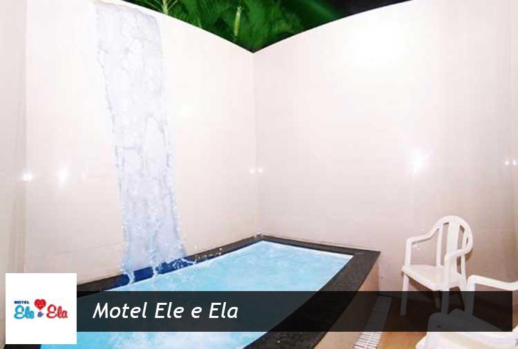 Até 46% off no Motel Ele e Ela: Com períodos de 3h a partir de R$ 56,90!