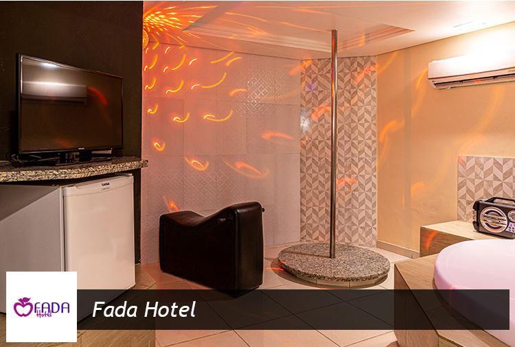 Fada Hotel: 20% off nas suítes Fantasia e Magia, aproveite!