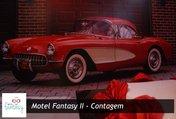 Motel Fantasy Contagem: 50% off para períodos de 4h!
