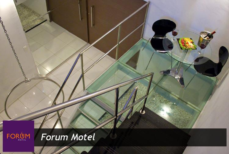 Pernoite com até 16 horas de permanência no Forum Motel!