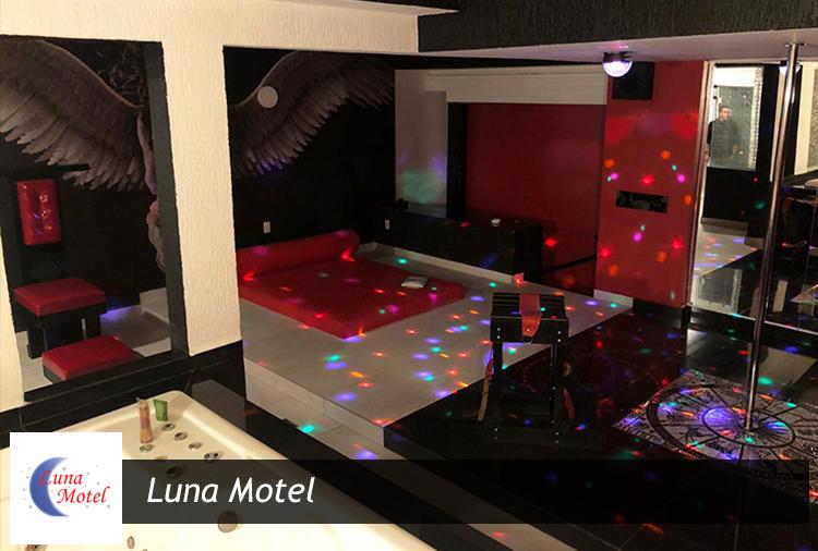 Pernoite com até 40% de desconto no Luna Motel!