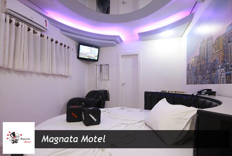 Magnata Motel: Período de 12h a partir de R$ 62,90!