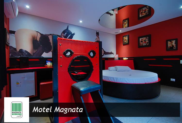 Magnata Motel: Aproveite os descontos em suítes com hidro!