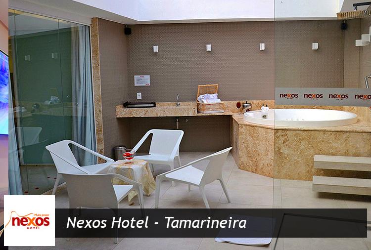 Pernoite ou Diária no Nexos Hotel - Tamarineira, aproveite!