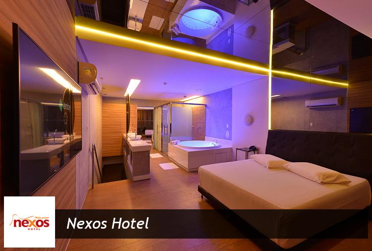 Nexos Hotel - Piedade: Hospedagem em Diária ou Pernoite. Confira as opções e aproveite!