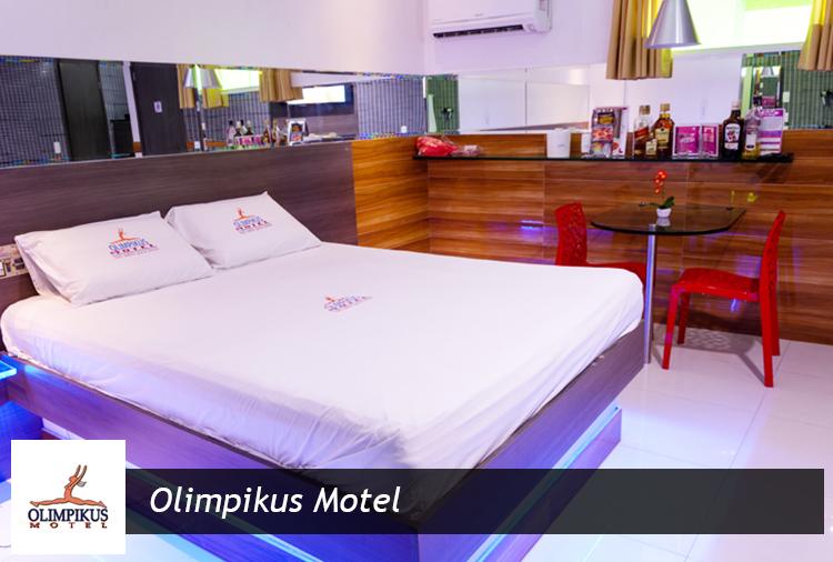 25% de desconto no Pernoite no Olimpikus Motel!