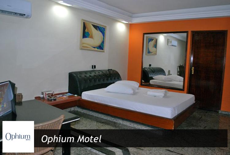 Período ou Pernoite com 50% de desconto no Ophium Motel!