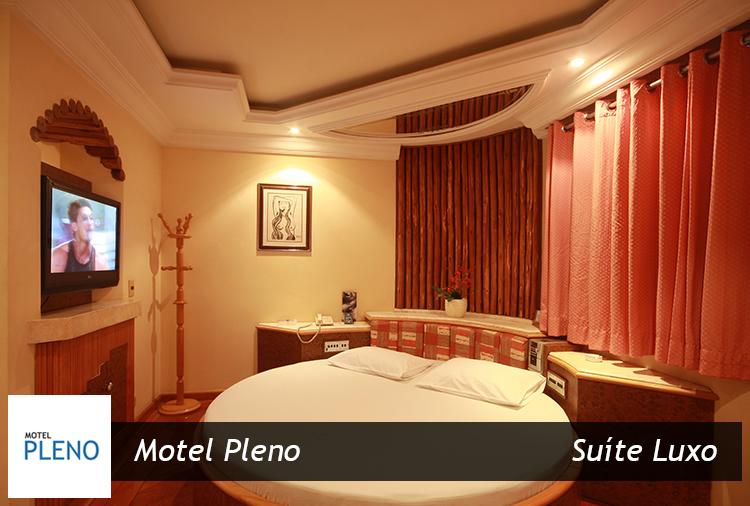 Motel Pleno: período de 6h ou 12h a partir de R$ 63,90!