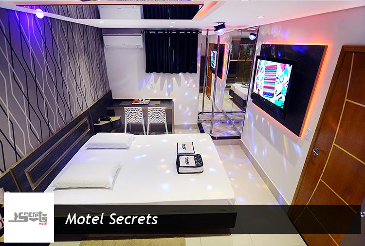 Motel Secrets: Período de 3 Horas em Suíte Executive ou Premium!