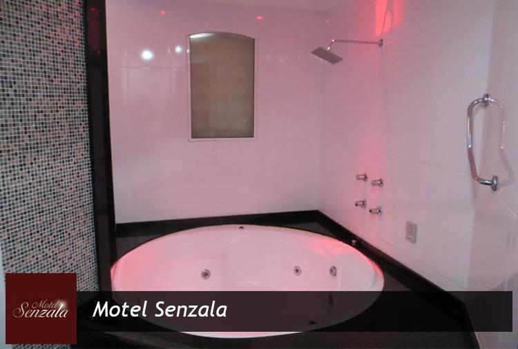 25% off em todas as suítes no Motel Senzala!