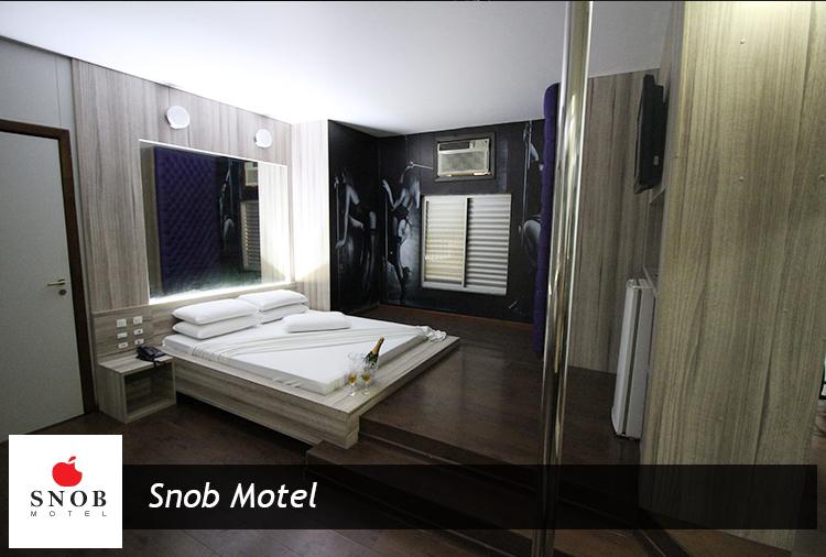 SNOB Motel: 32% off em suítes DUPLEX com Hidro, aproveite!