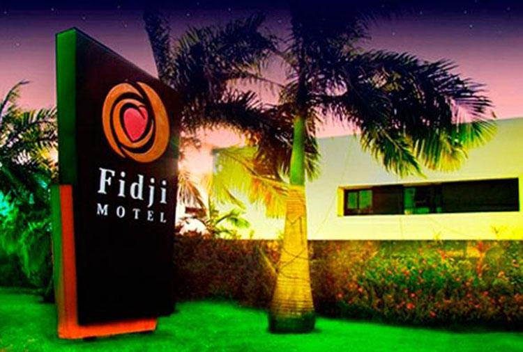 Fidji Motéis: Oferta Relâmpado nas Suítes Gran Luxo ou Super Luxo!