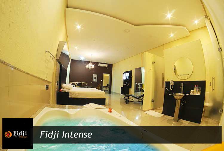 Descontos incríveis + Açaí grátis em suítes com hidro nos Motéis Fidji!