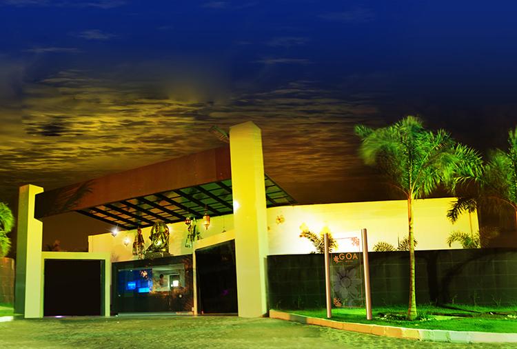 Oferta arrasadora: até 64% off nas suítes do Goa Motel! Opções de Diária, Pernoite, 8h ou 4h!